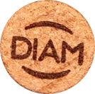 Diam closures for still and sparkling wines