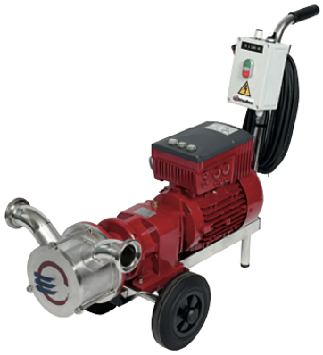 Low speed pump Oenoflex